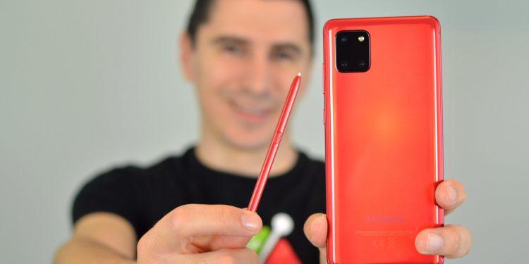 Samsung Galaxy Note 10 Lite recenzija