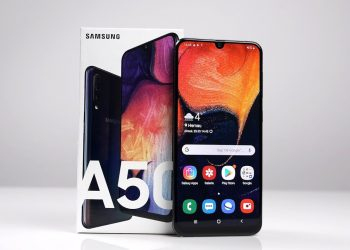 Samsung Galaxy A50 Android 10