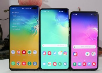 Samsung Galaxy S10 serija Android 11 One UI 3.0