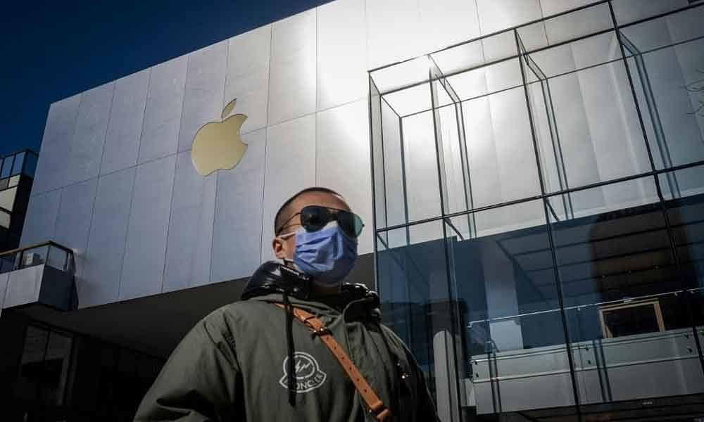 Apple poslovanje Q1 2020