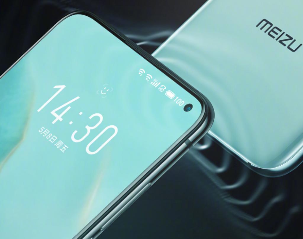 Meizu 17 Pro 120 Hz ekran