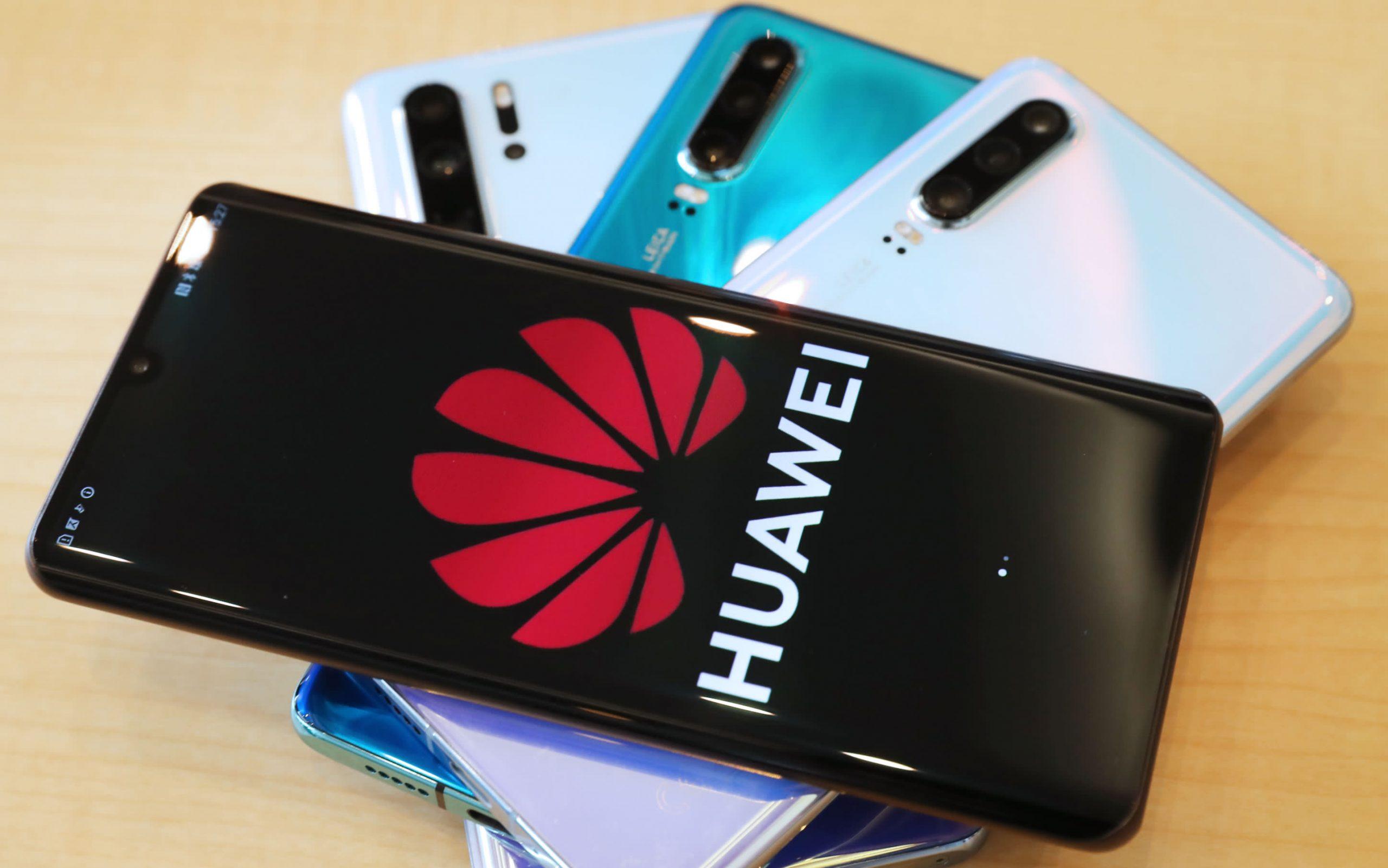 Huawei prodaja Rusija