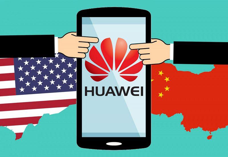 Huawei SAD sukob