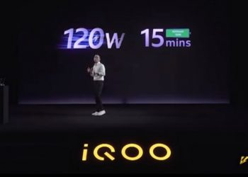 iQOO Super FlashCharge 120W