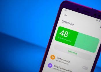 Kako poboljšati bateriju na Android telefonu