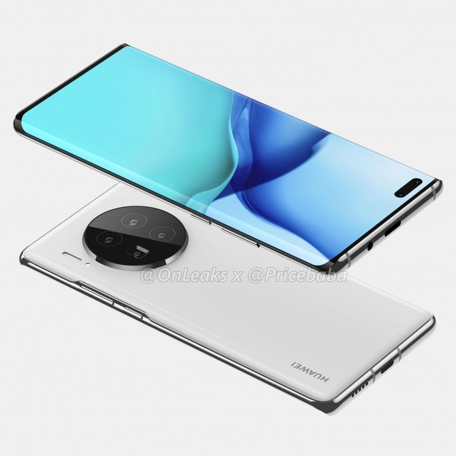 Huawei Mate 40 PRo dizajn izgled