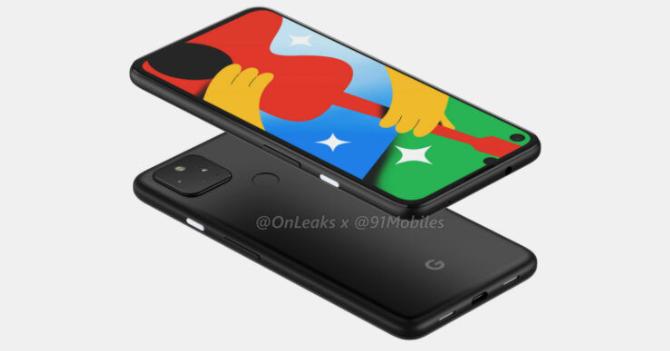 Google Pixel 4a 5G specifikacije detalji