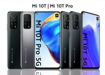 Mi 10T i Mi 10T Pro