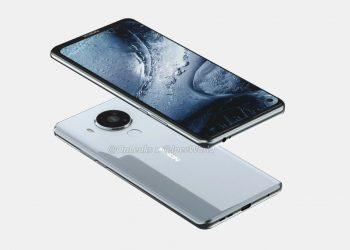 Nokia 7.3 renderi izgled dizajn