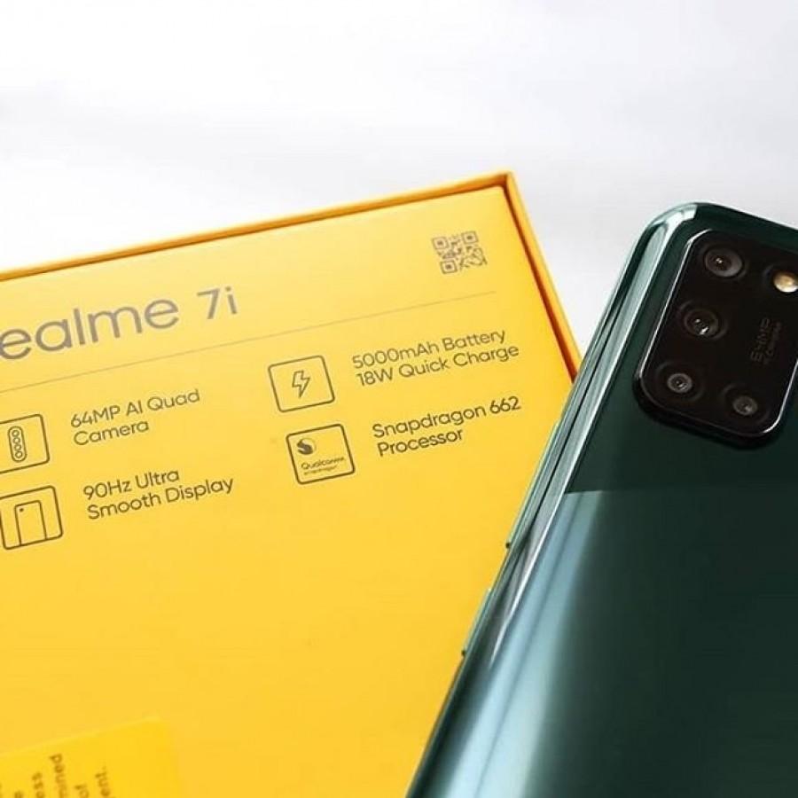 Realme 7i dizajn izgled specifikacije