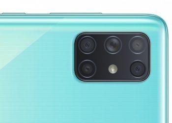 Samsung Galaxy A72 kamere