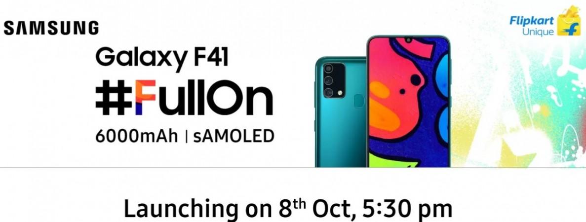 Samsung Galaxy F41 datum izlaska specifikacije