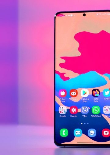 Samsung Galaxy S20 Plus recenzija maraton test