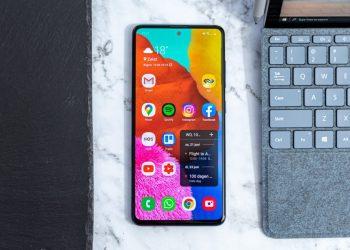 Samsung Galaxy A51 One UI 2.5