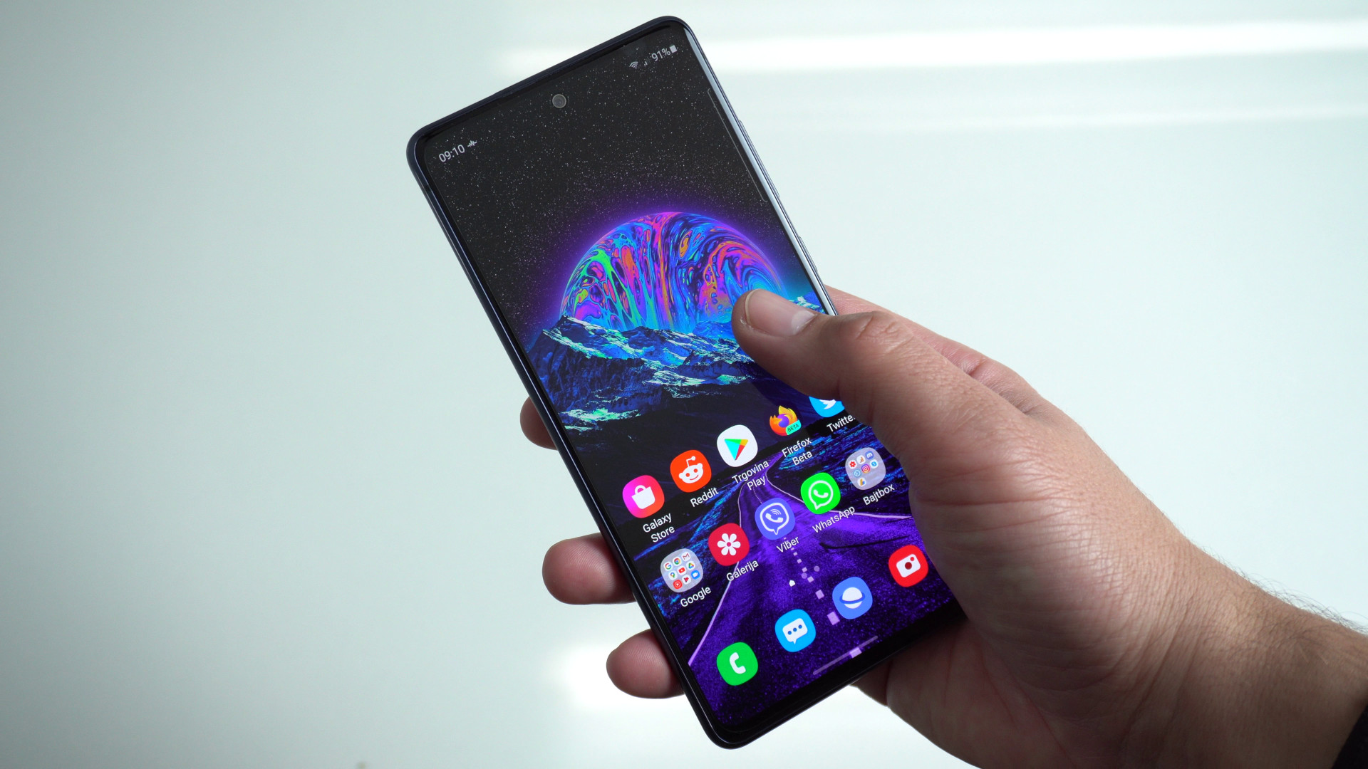 Moj novi telefon! Samsung Galaxy S20 FE prvi dojmovi