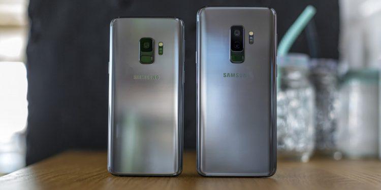 Samsung Galaxy S9 serija One UI 2.5