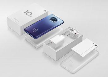 Xiaomi Mi 10T Lite prodajno pakovanje punjač