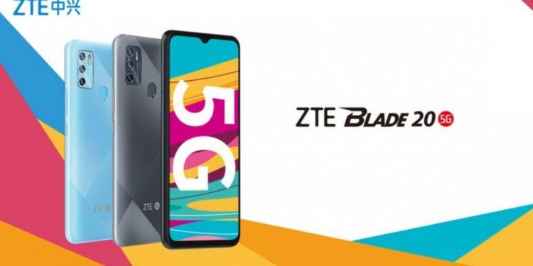 ZTE Blade 20 5G cijena specifikacije