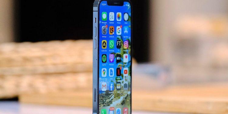 iPhone 12 Pro selfie kamera