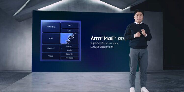 Samsung Exynos 2100 specifikacije