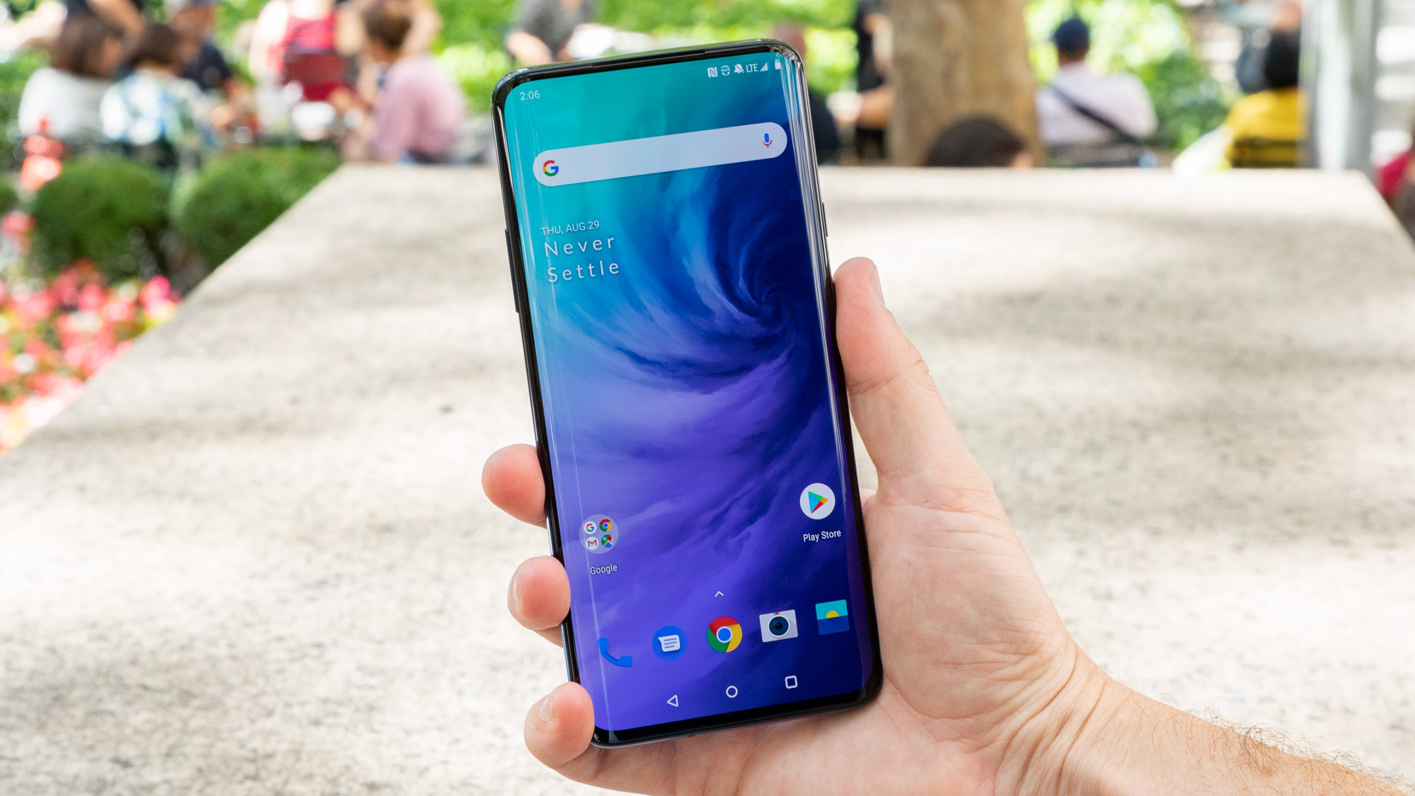 OnePlus 7 Pro Android 11 nadogradnja
