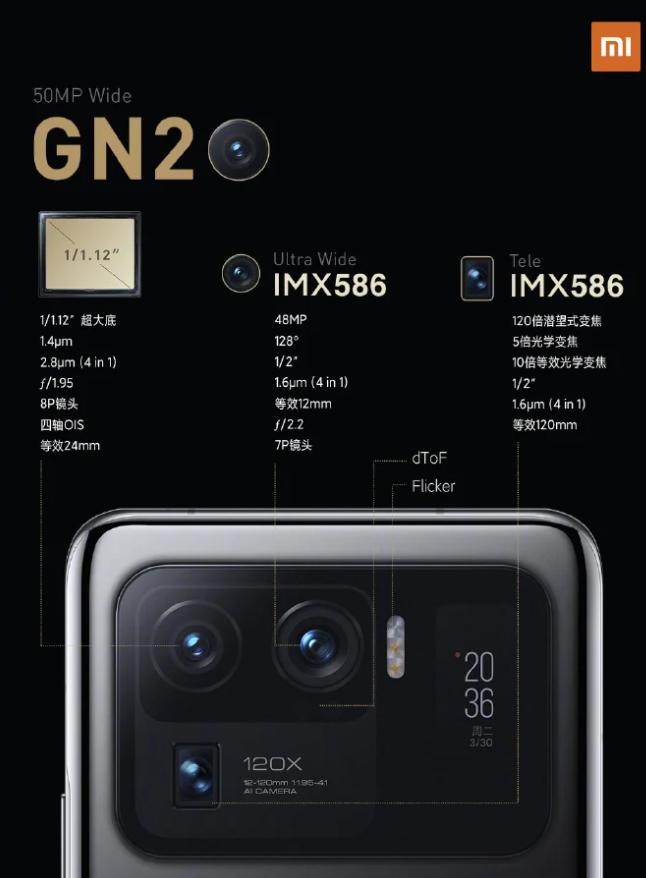 Xiaomi Mi 11 Ultra cijena specifikacija baterija kamere