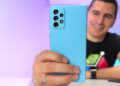 Samsung Galaxy A72 recenzija