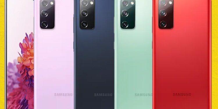 Samsung Galaxy S20 FE 4G Snapdragon 865