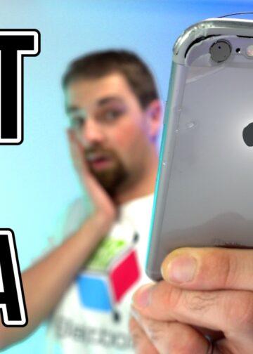 kako razbiti iphone