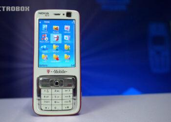 Nokia N73 recenzija