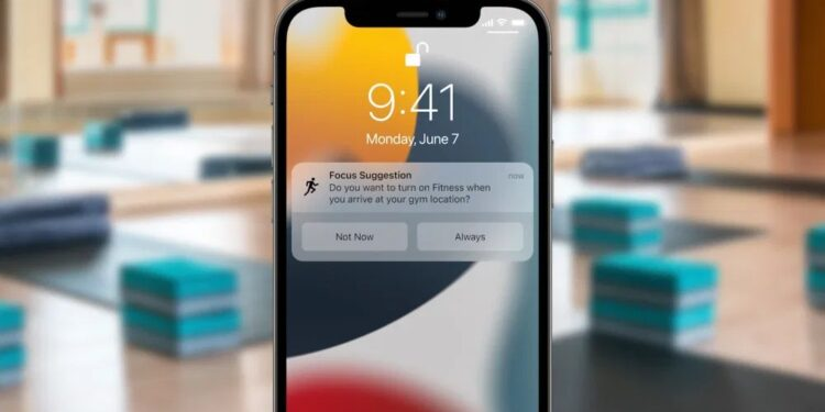 iOS 15 novosti