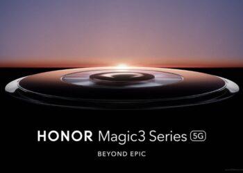 Honor Magic 3 serija