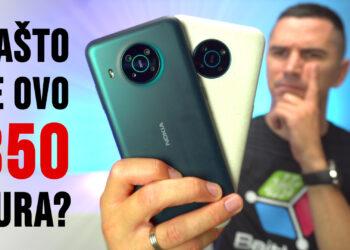 Nokia X10 recenzija Nokia X20 recenzija