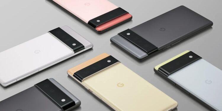 Google Pixel 6 specifikacije