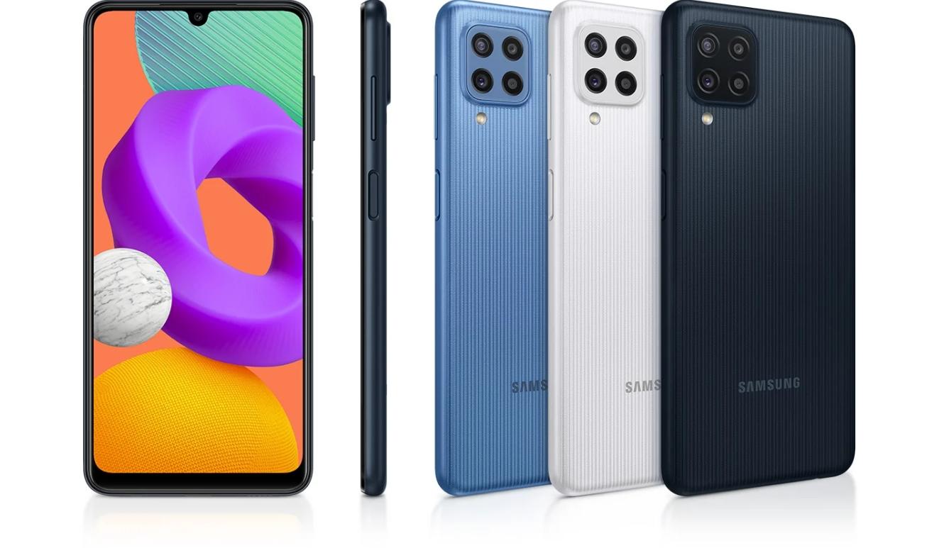 Samsung Galaxy M22 specifikacije