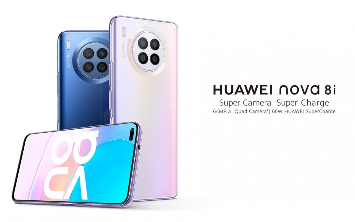 Huawei Nova 8i cijena specifikacije