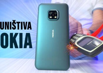 Nokia XR20 Recenzija